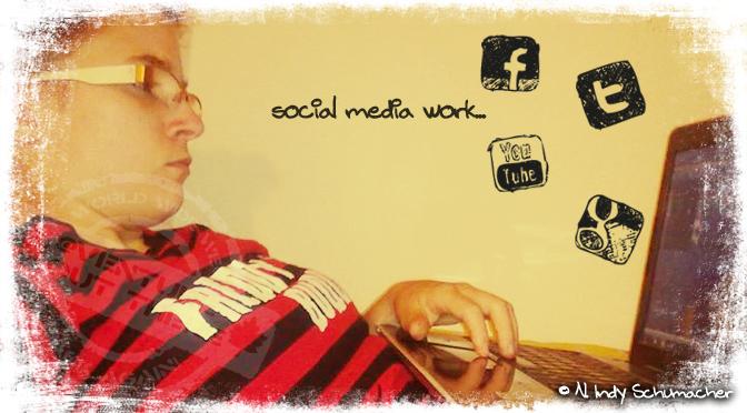 """Bloggen als Job? - © N. """"Indy"""" Schumacher"""