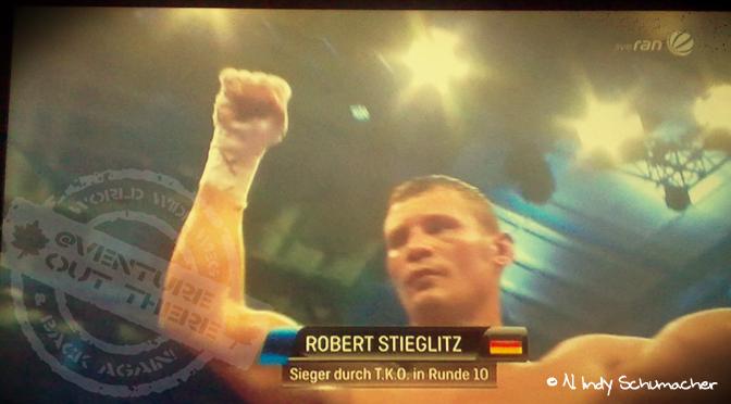 Robert Stieglitz vs Sergey Khomitsky