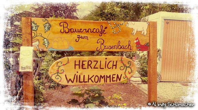 """Bauerncafé zum Busenbach © N. """"Indy"""" Schumacher"""