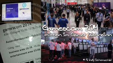 "Gamescom - © N. ""Indy"" Schumacher"
