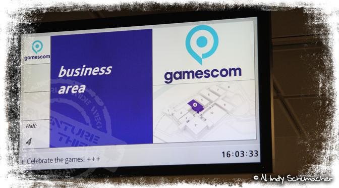 "Gamescom - © N. ""Indy"" Schumacher"