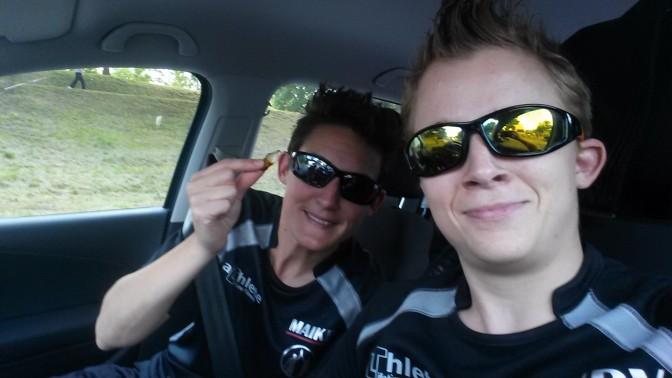 Auf dem Weg nach Lauingen